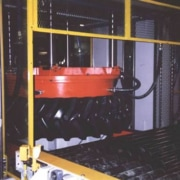 tractor tire assembly machine