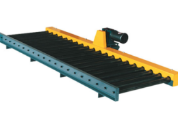 chain driven live roller conveyor