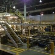 Ultimation plataformas e mezaninos fabricação