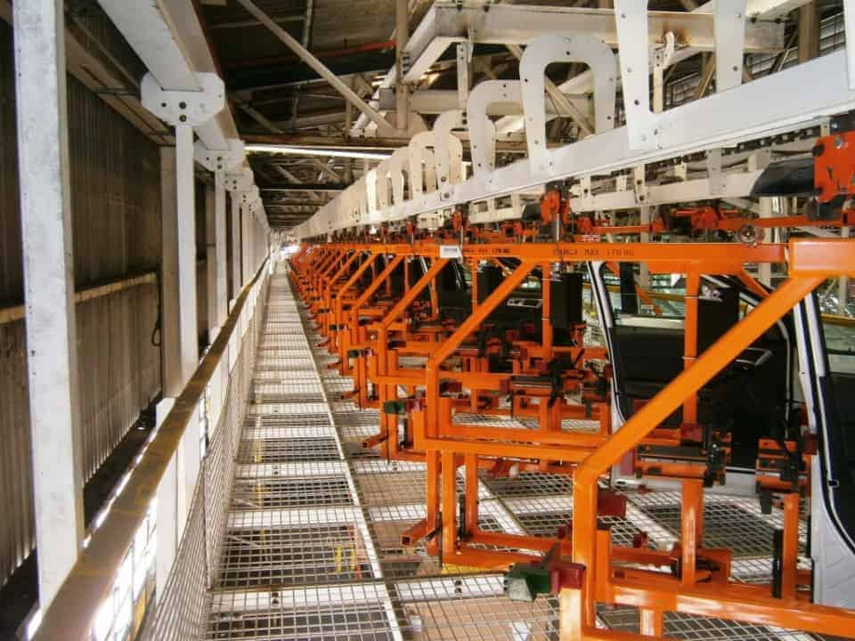 Power And Free Conveyors By Ultimation How They Work