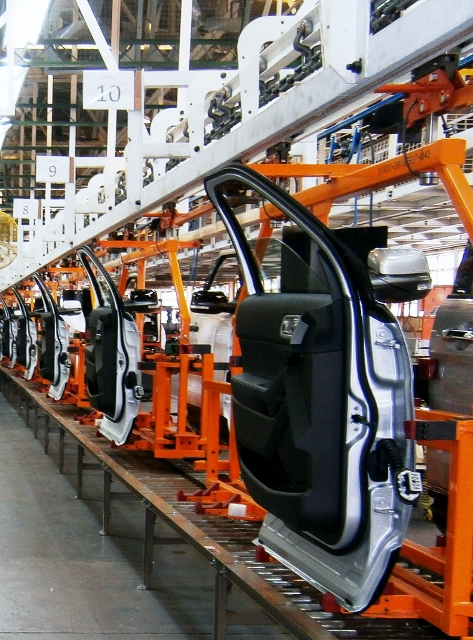 Power and Free Conveyor Systems | Ultimation - Jervis Webb