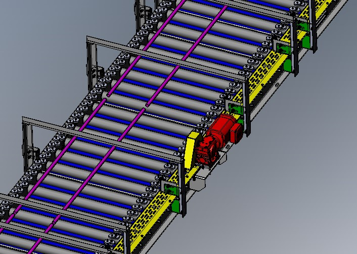 CDLR Conveyor design