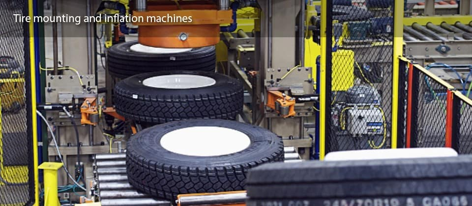 tire-mounting-and-inflation-machines