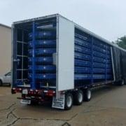 pneu e roda trailer transportador
