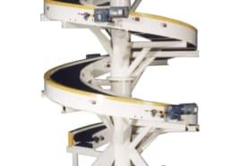 motorized silo conveyor