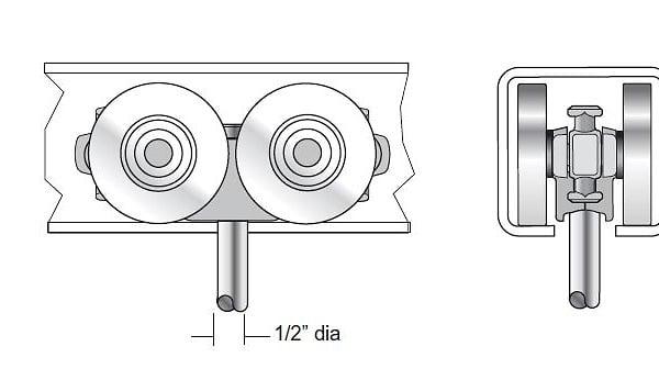 Unibilt 27919 4 Wheel Chain Attachment