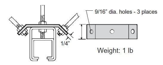 Bracing Connector