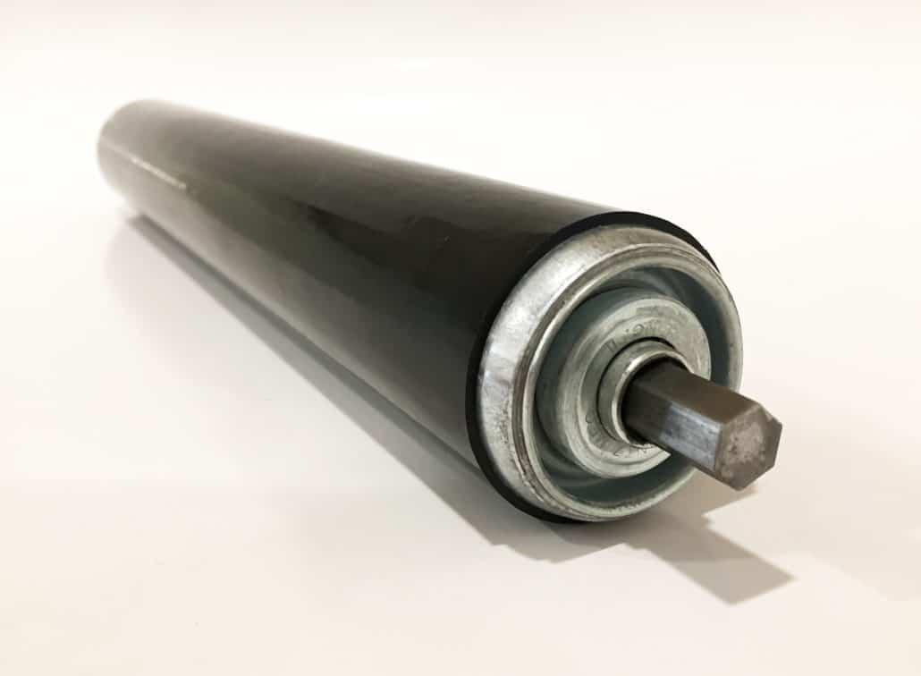 Conveyor Roller Covers Urethane Vinyl Uhmw Benefits