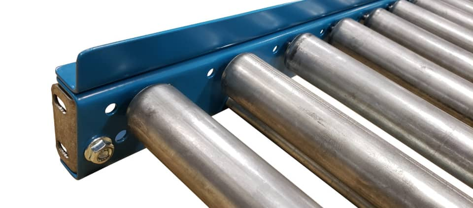 conveyor guide rails