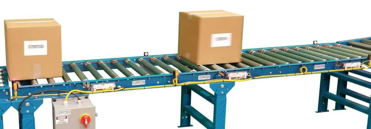 Powered roller conveyor - MDR