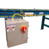 Power supply for 24V motorized conveyor rollers