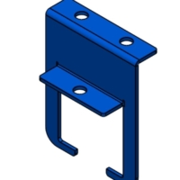 Overhead Mounting Bracket