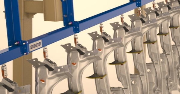 Overhead Conveyors: Types, how they work, benefits and uses