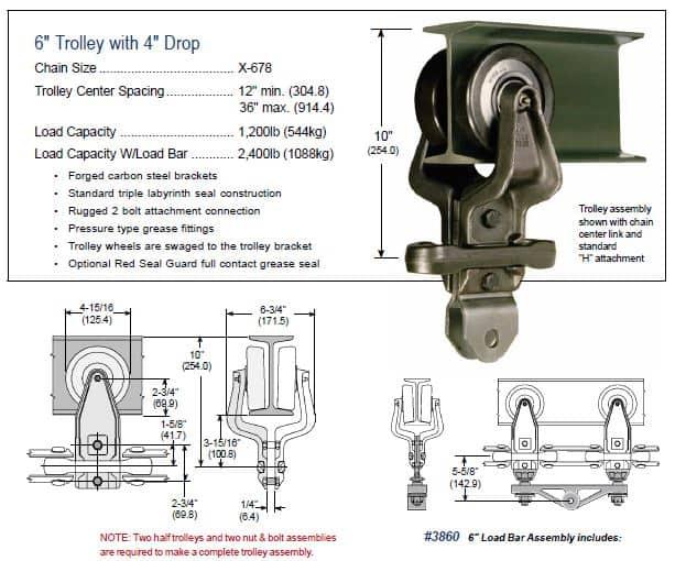 100504 Chain Trolley