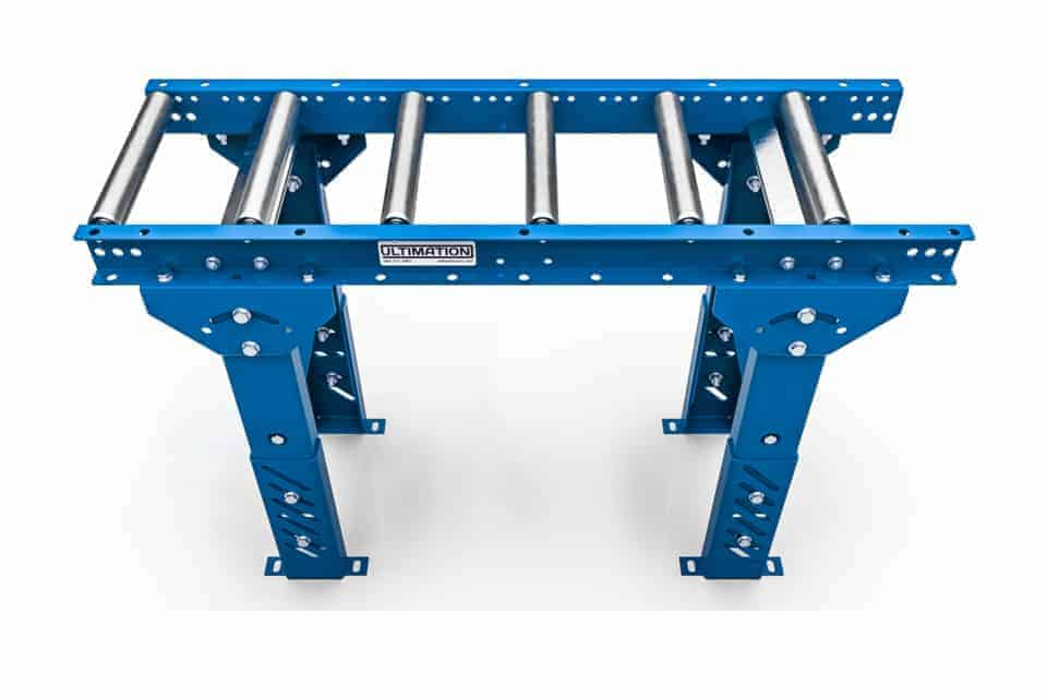Roller Stand Conveyor Style 500 Capacity Adjustable