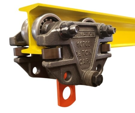 Ultimation 1/2 Ton Beam Trolley