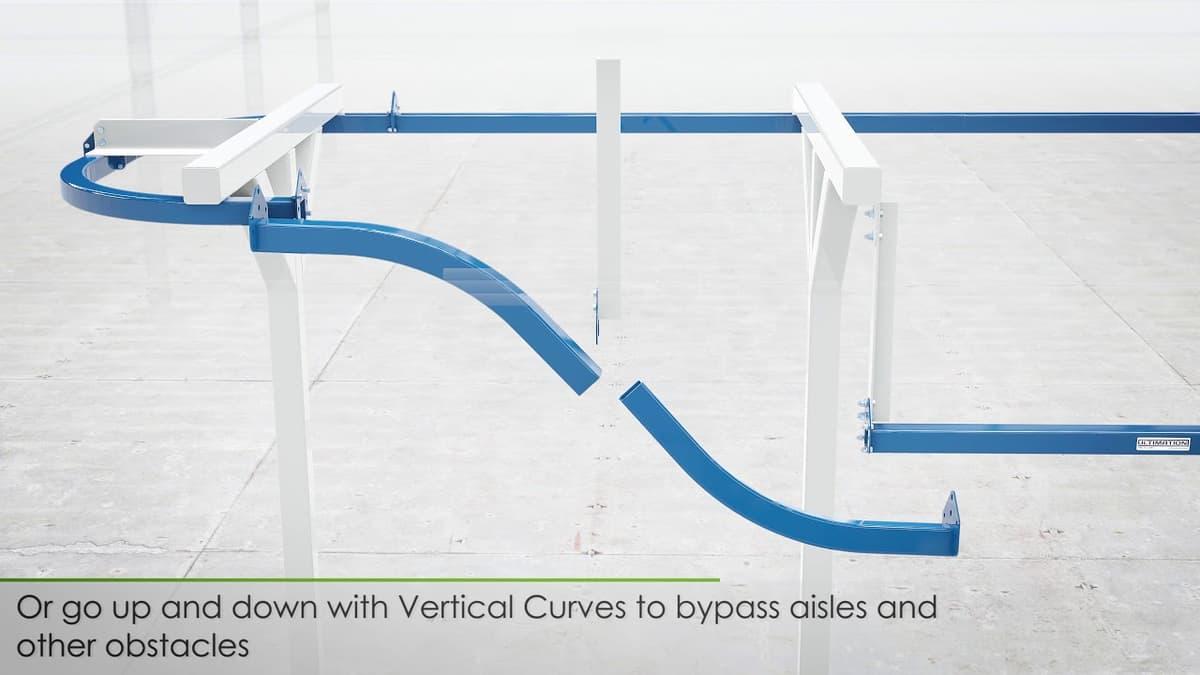 How to build an overhead conveyor