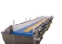 Stainless Steel Food Handling Belt Conveyor