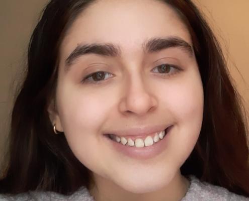 STEM Scholarship Winner Vanessa Costa