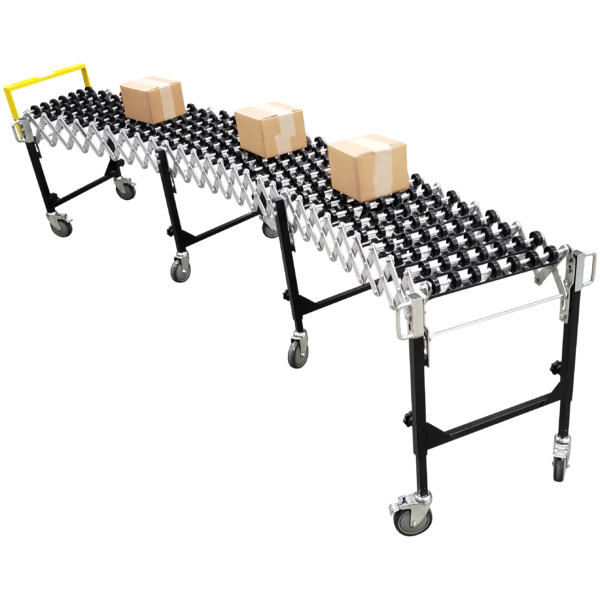 Expandable and Flexible Conveyors