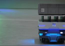 Warehouse robot