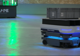 Warehouse robot safety