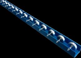 gravity roller rails