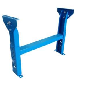 Conveyor floor supports