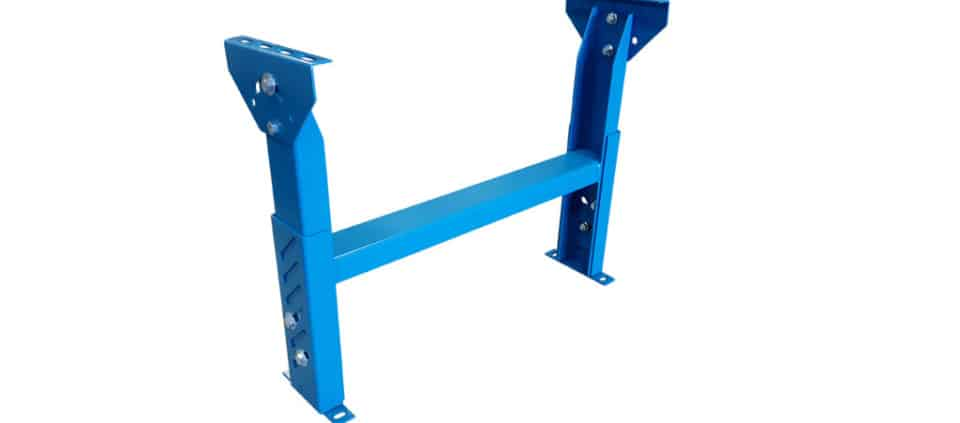 conveyor floor support legs